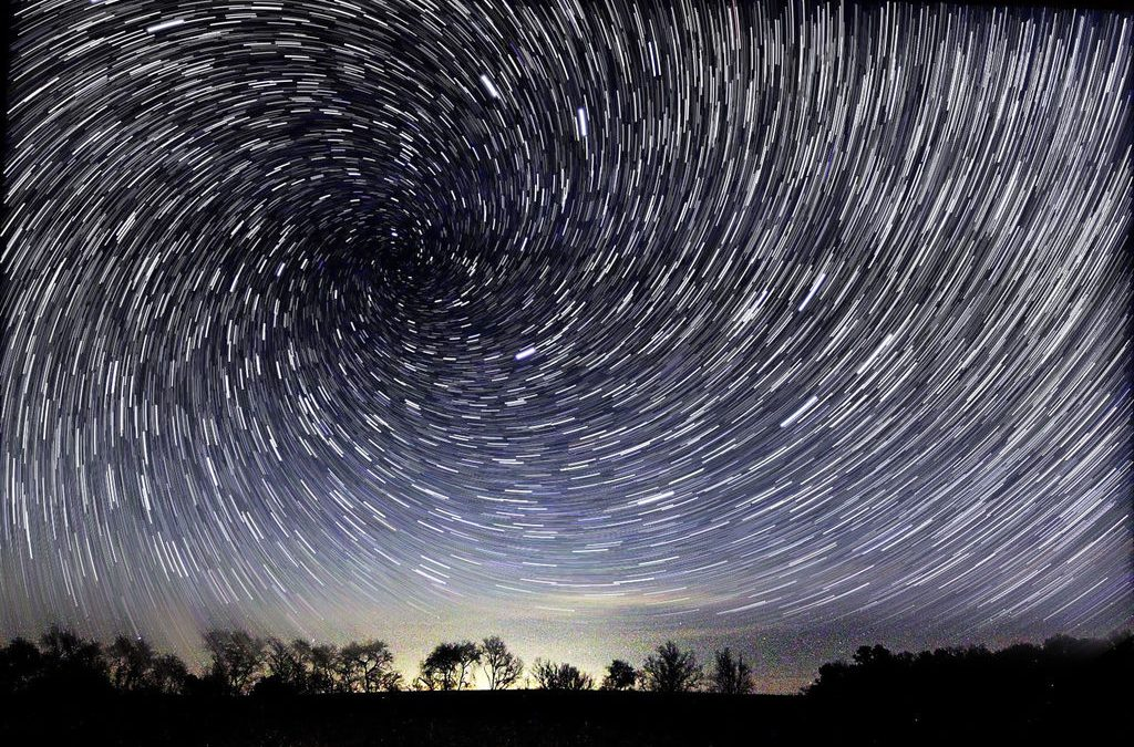 How to take star trail photos
