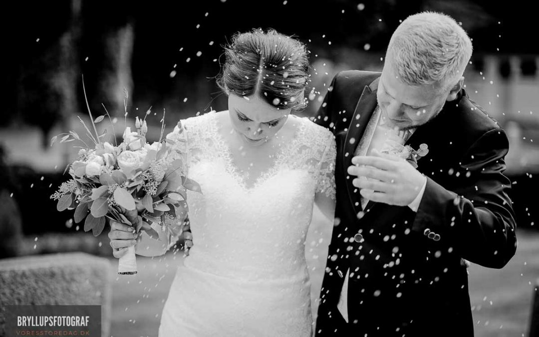 Wedding filming service offer