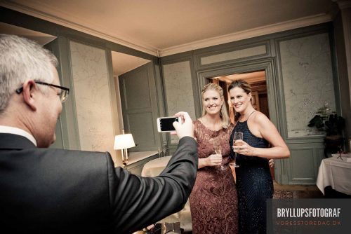 Responsibilities for Wedding Photography in Denmark