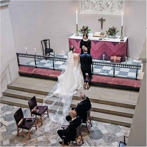Is the wedding about the bride?