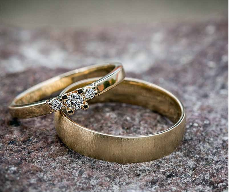 How long does it take to get engagement ring?